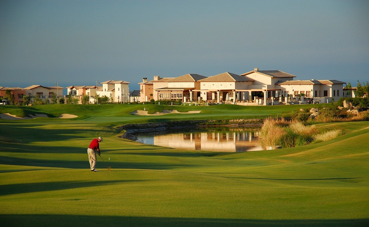 Golfing Residential Estates in Cyprus