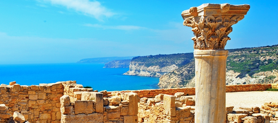 Kourion- the Ancient kingdom of Cyprus